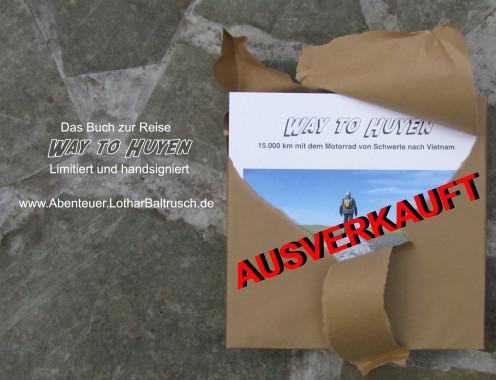 Buch Way to Huyen 003 Ausverkauft2