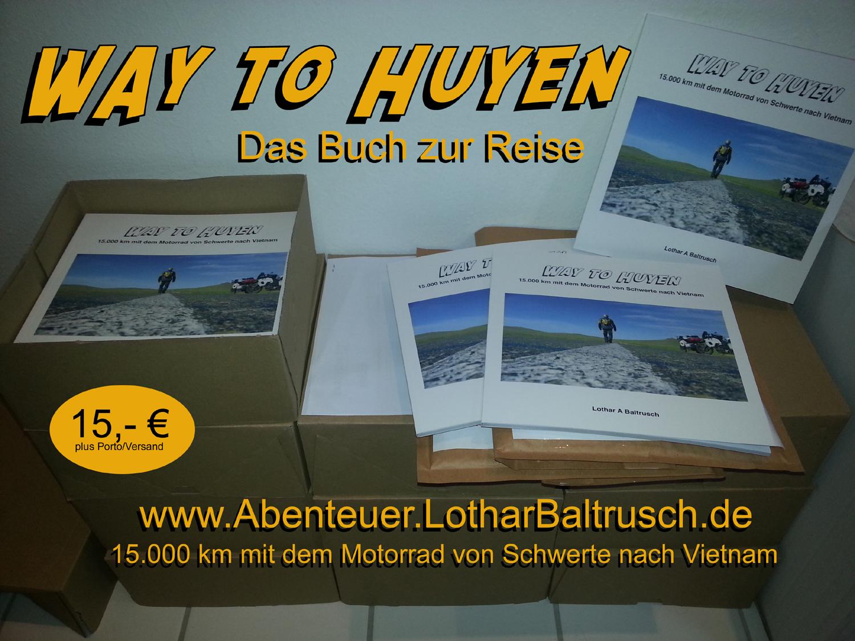 Das Buch zur Reise2